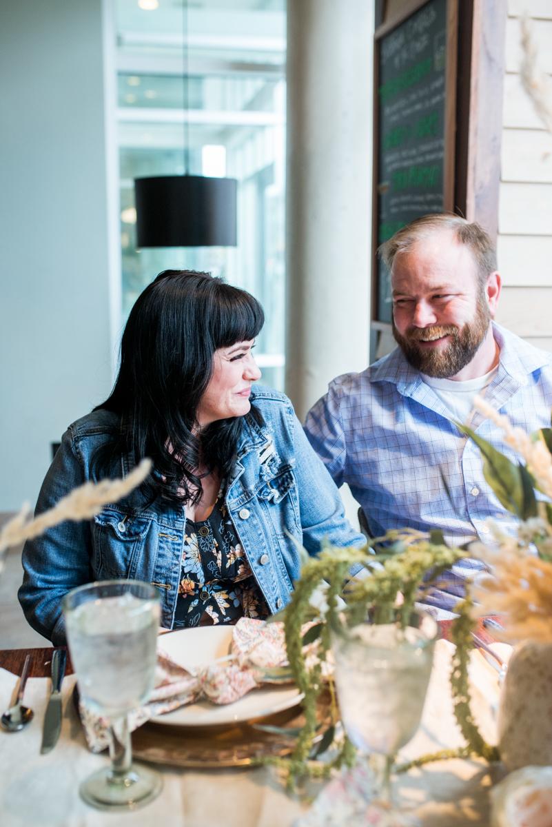 Post Wedding Bridal Brunch at Tupelo Honey Cafe