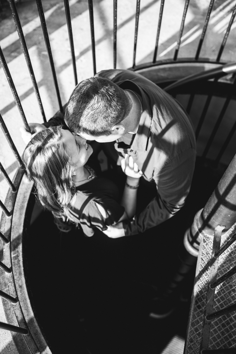 Lighthouse Engagement Pictures