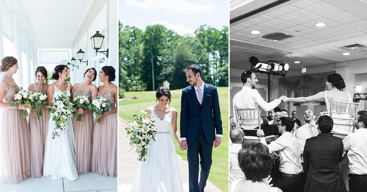 Jewish Summer Wedding in Williamsburg