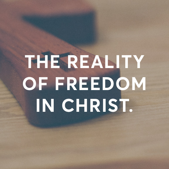 """Who delivers us from the power of sin and moves us by his grace into a whole new experience of obedience and life. This freedom creates an ecclesiastical climate which allows for differences of opinion in matters of interpretation, doctrine, and practice within the context of biblical guidelines and historical Christianity. Such freedom """"is to be distinguished from the individualism that disregards the centrality of the Word of God and the mutual responsibilities and disciplines of the spiritual community"""""""
