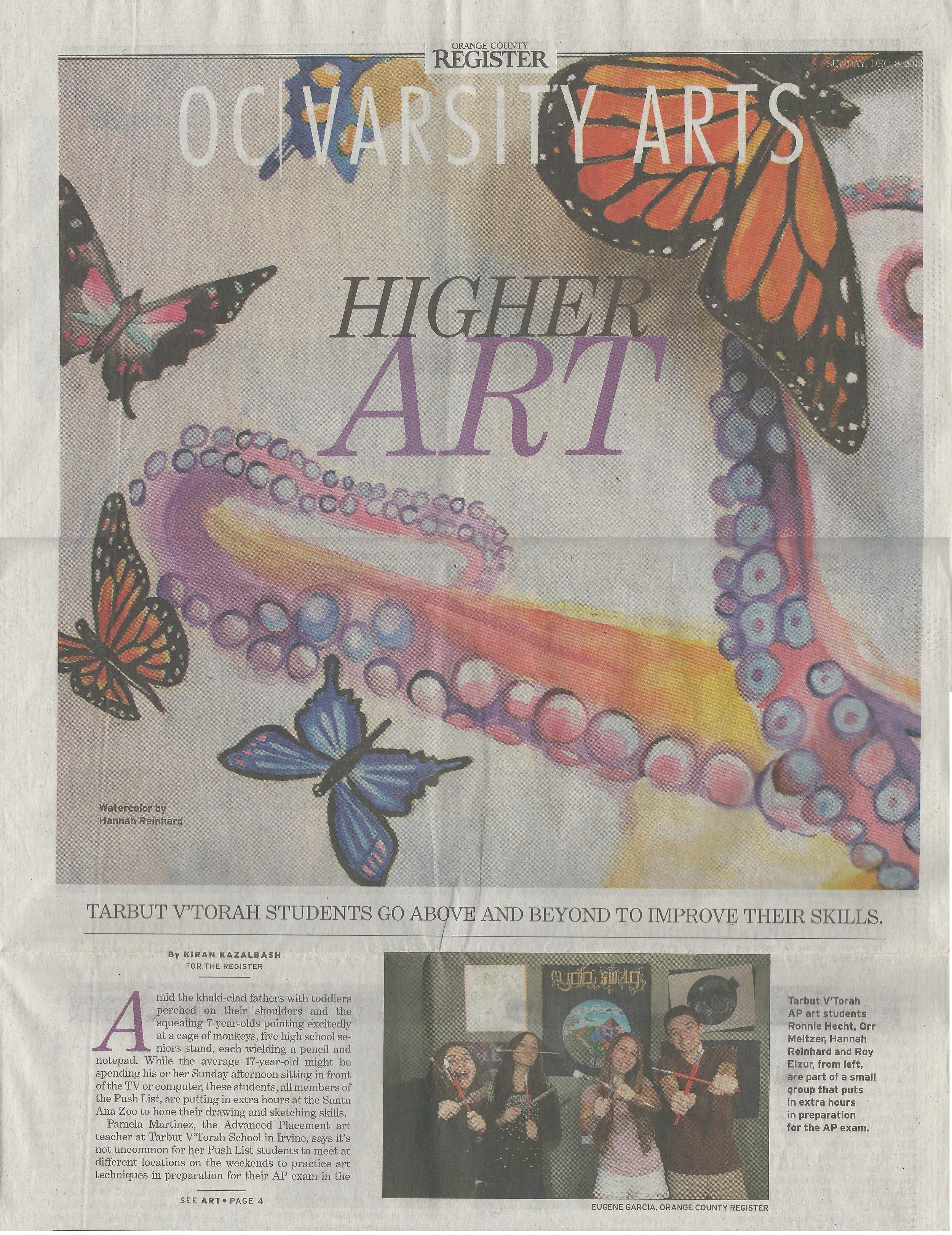 Cover of OC Varsity Arts.jpg
