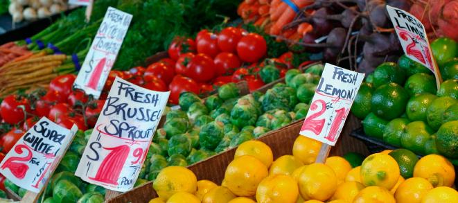 Roberts Academy Findlay Market Farmstand