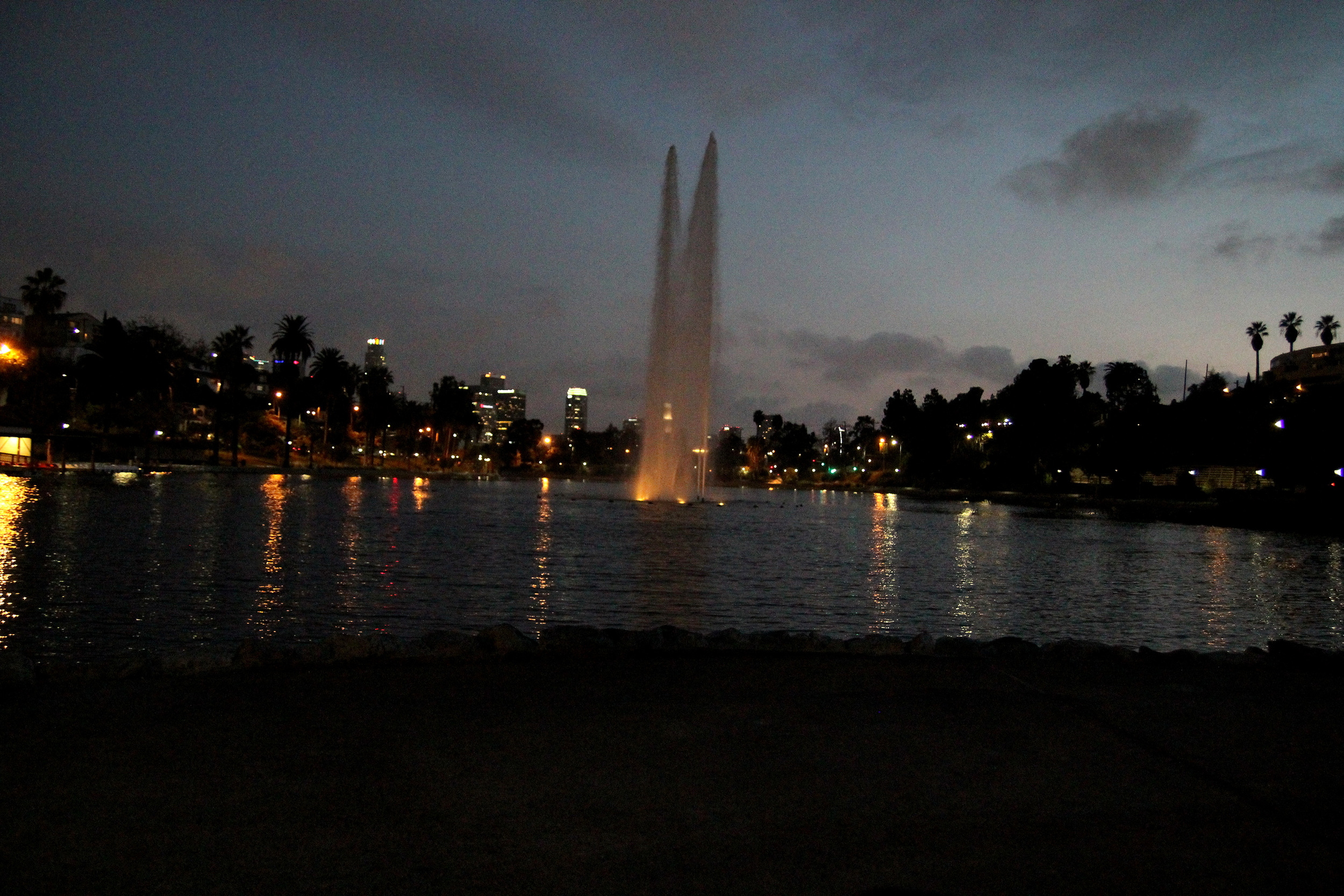 Echo Park: My current home.