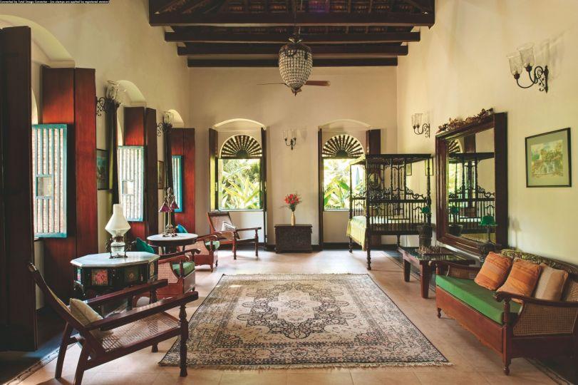 Roomorama property in Goa, India