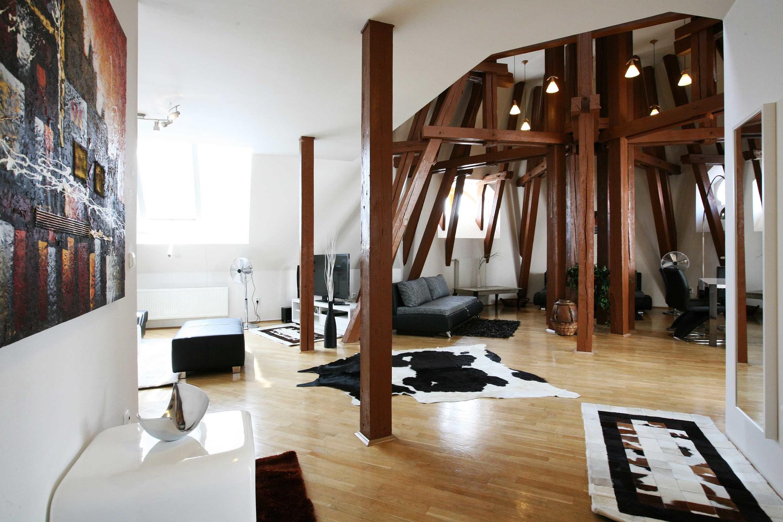 Roomorama aprartment interior