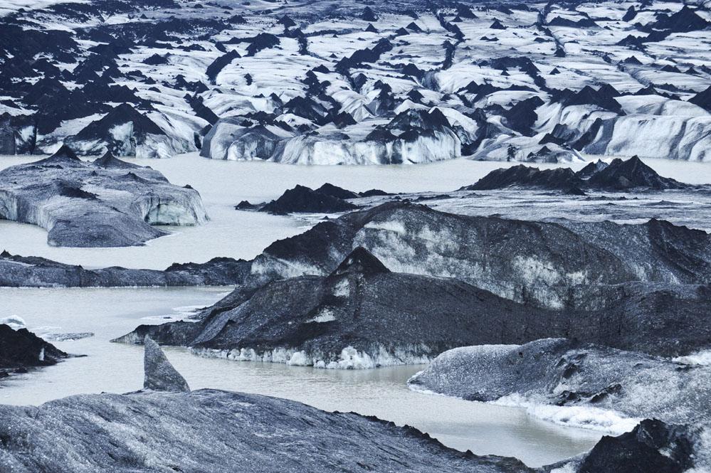 I celandic Glaciers (Iceland, 2009)
