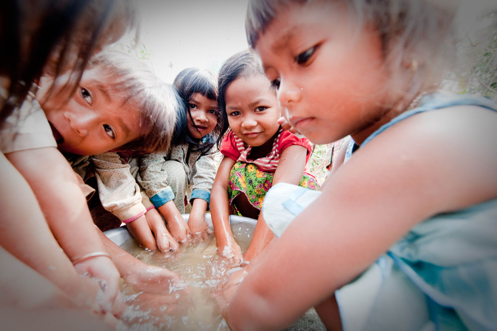 C hildren of Mekong (Cambodia, 2010)