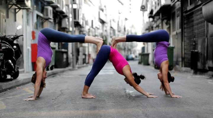Credit:  Hom Yoga
