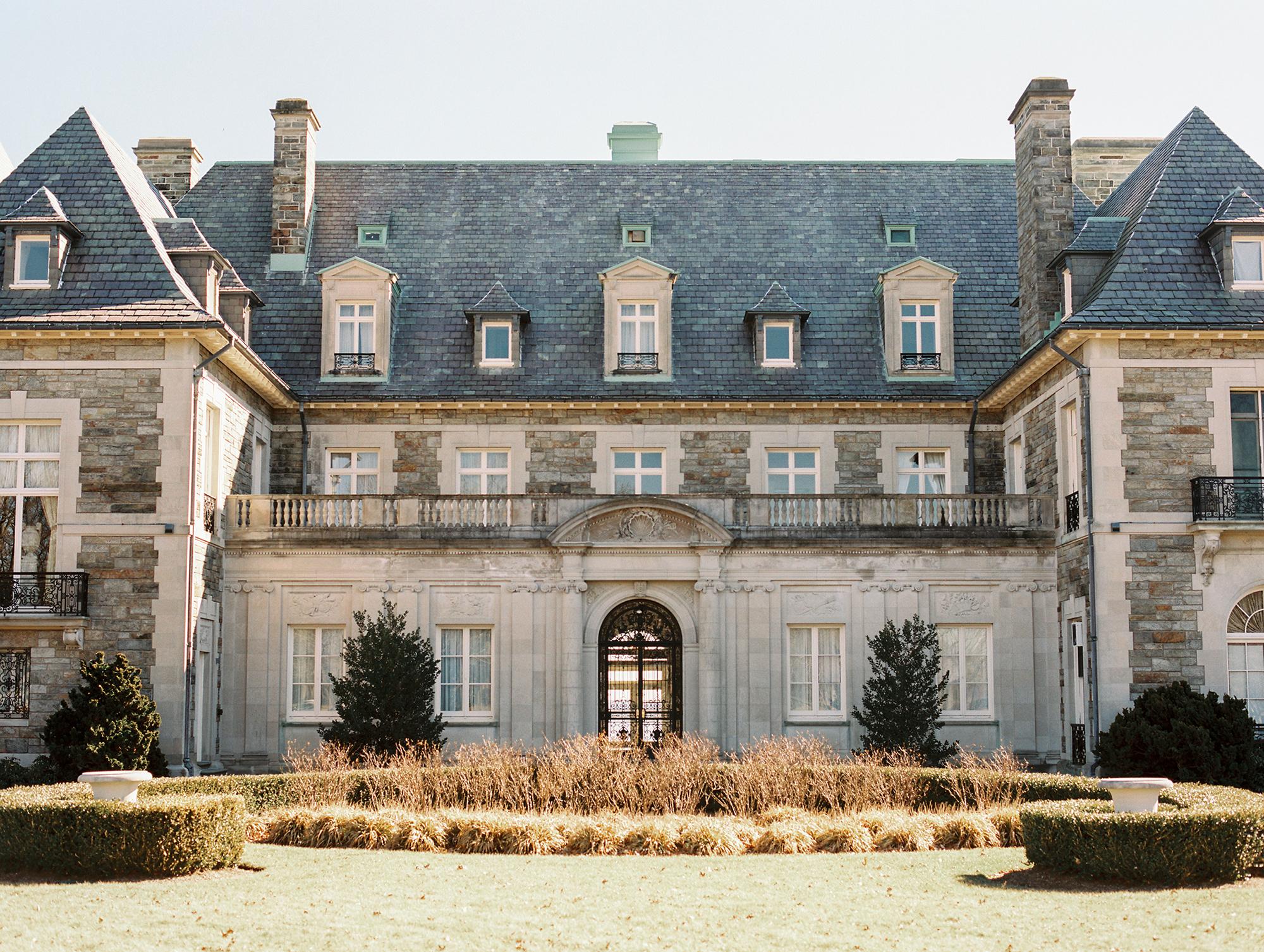 Aldrich Mansion, RI