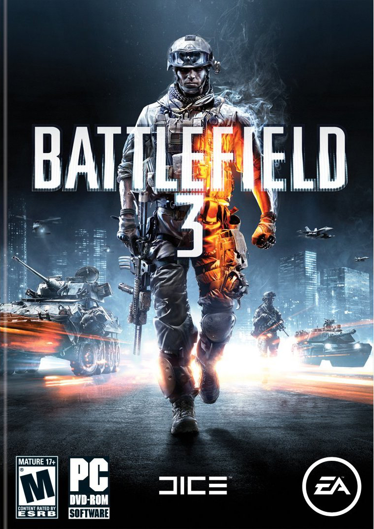Battlefield 3 for PC (Check system specs to make sure your PC will handle it)