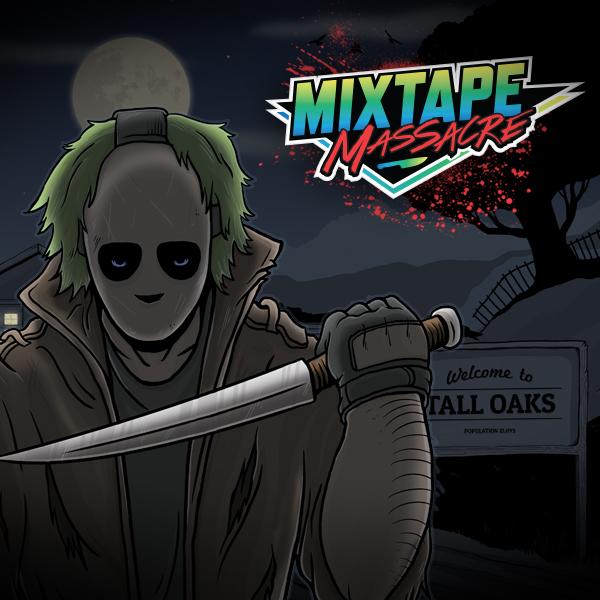 Mixtape Massacre - the killer board game