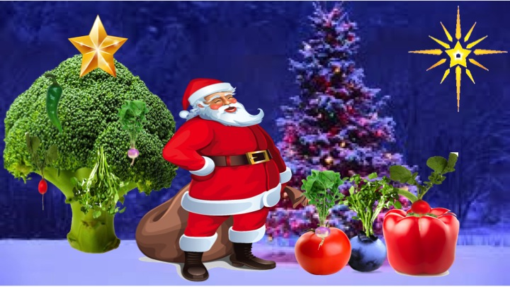 Santa Foodscape