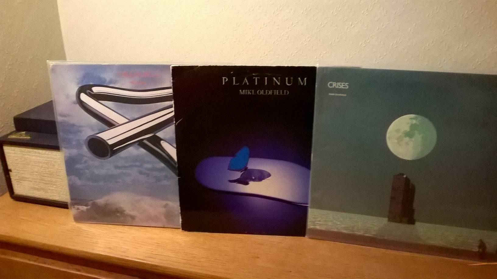 Mike Oldfield Records