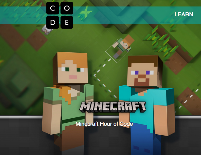 Minecraft Hour of Code Code.org.png