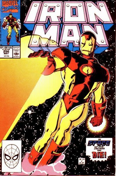 Iron Man 256
