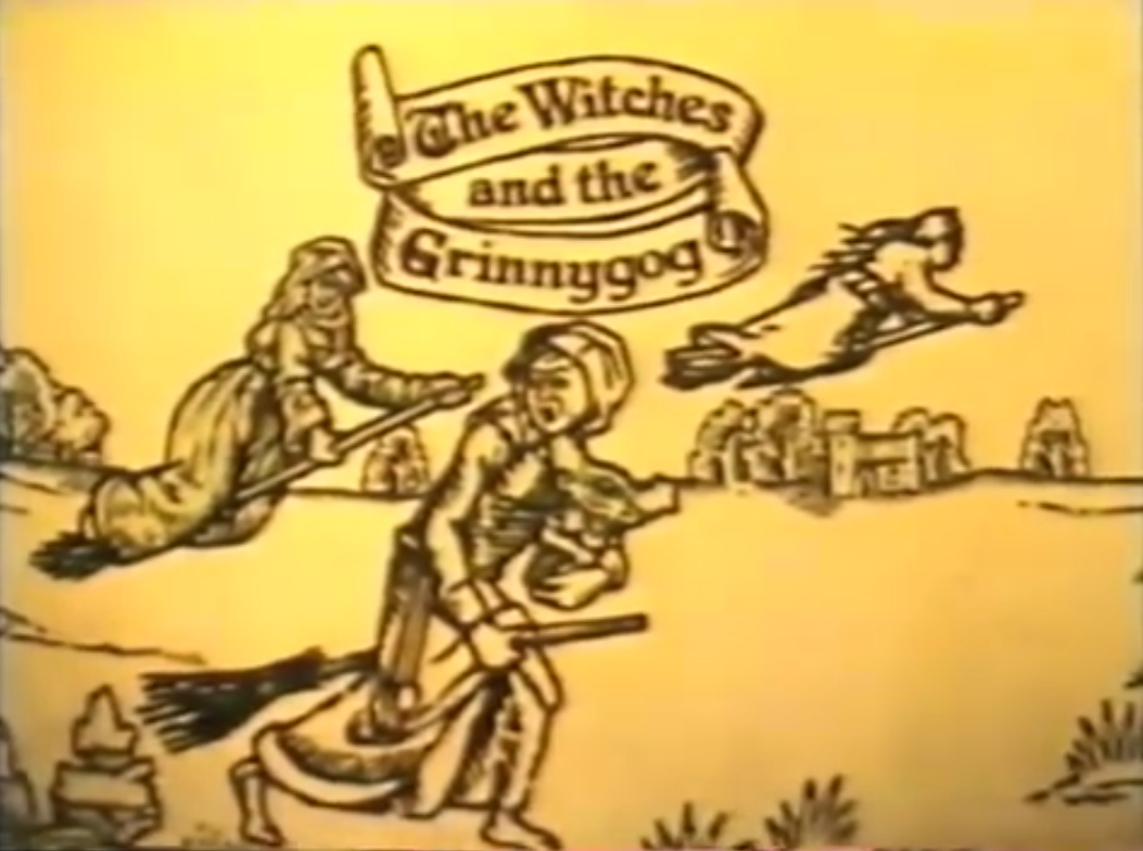 The Witches and the Grinnygog