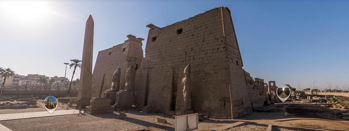 VR Ancient Egypt Tour