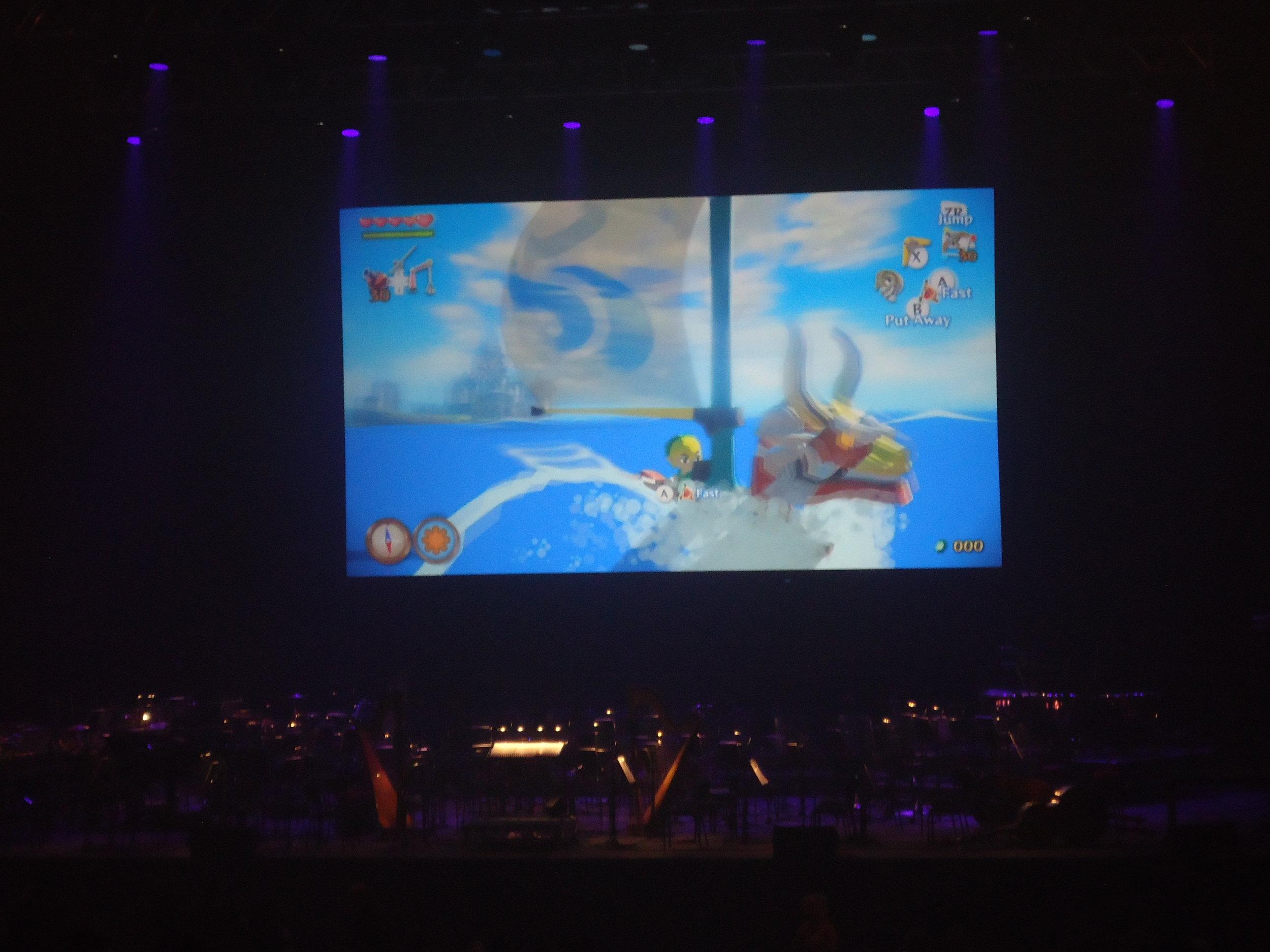 The Legend of Zelda: Symphony of the Goddesses Concert