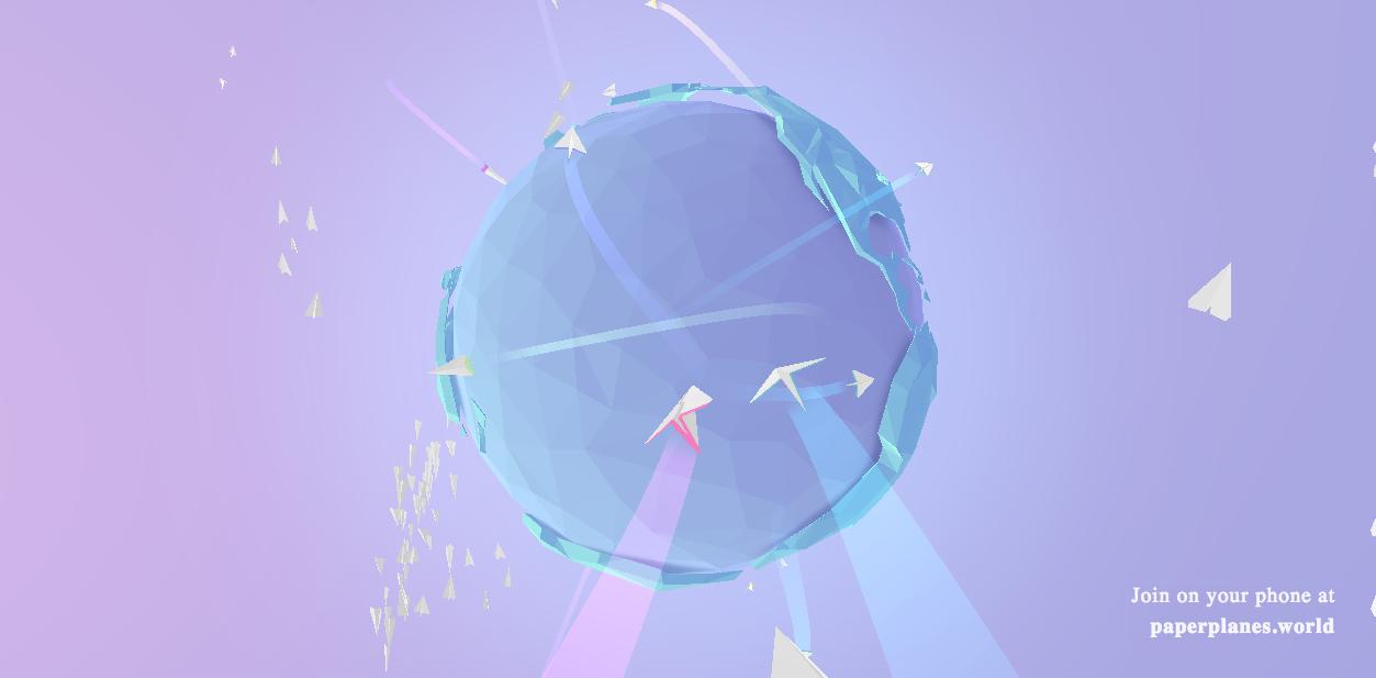 Paper Planes App
