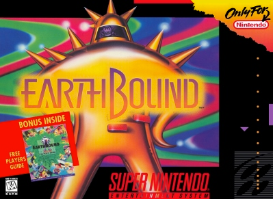 Earthbound costs a fortune for a mint boxed copy but now it is available for under 7 quid on the Nindendo store.
