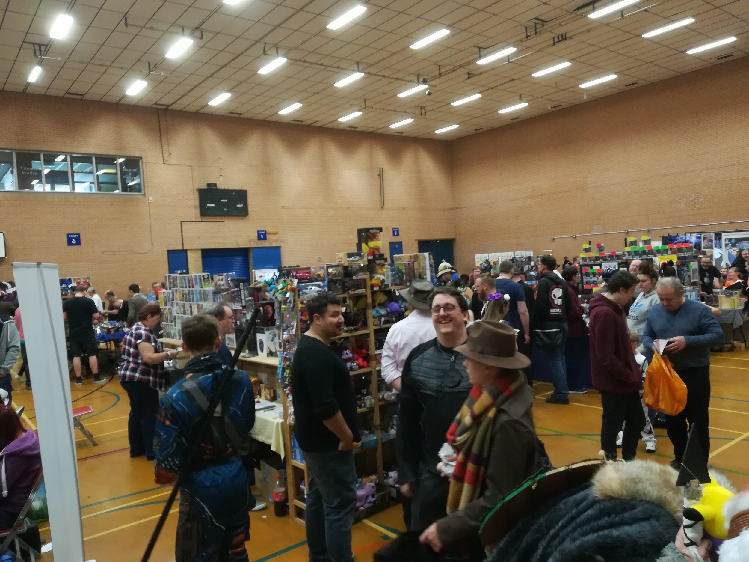 Tonbridge Comic-Con