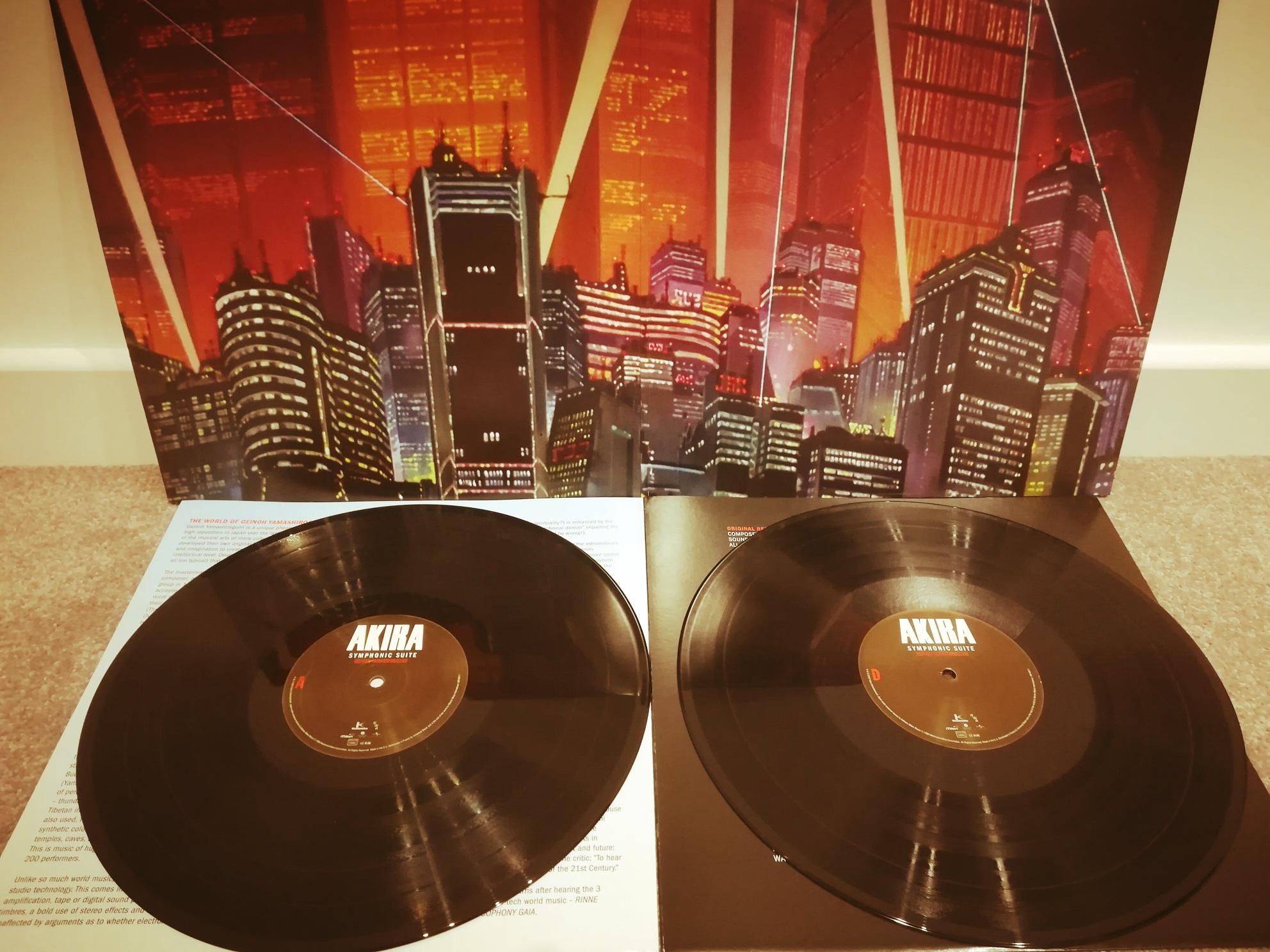 Akira Soundtrack Vinyl