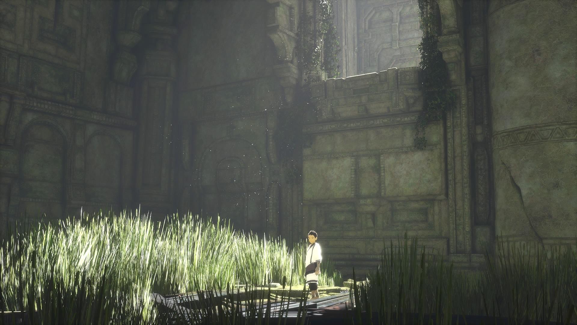 The Last Guardian © SIE Japan Studio, Sony Interactive Entertainment