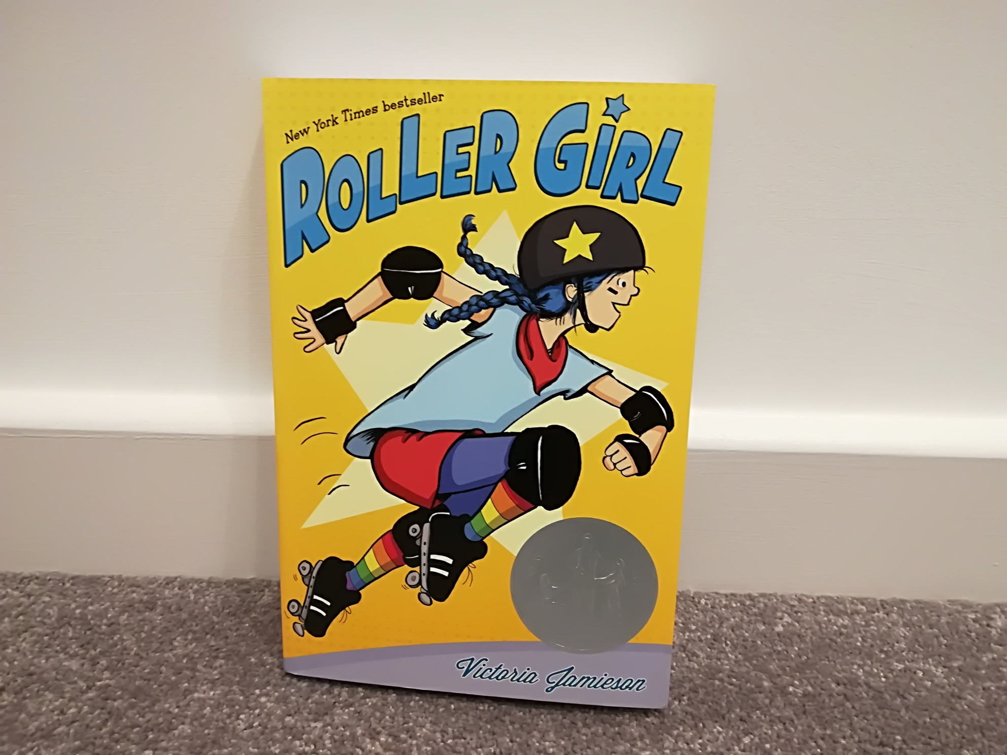 Roller Girl Graphic Novel