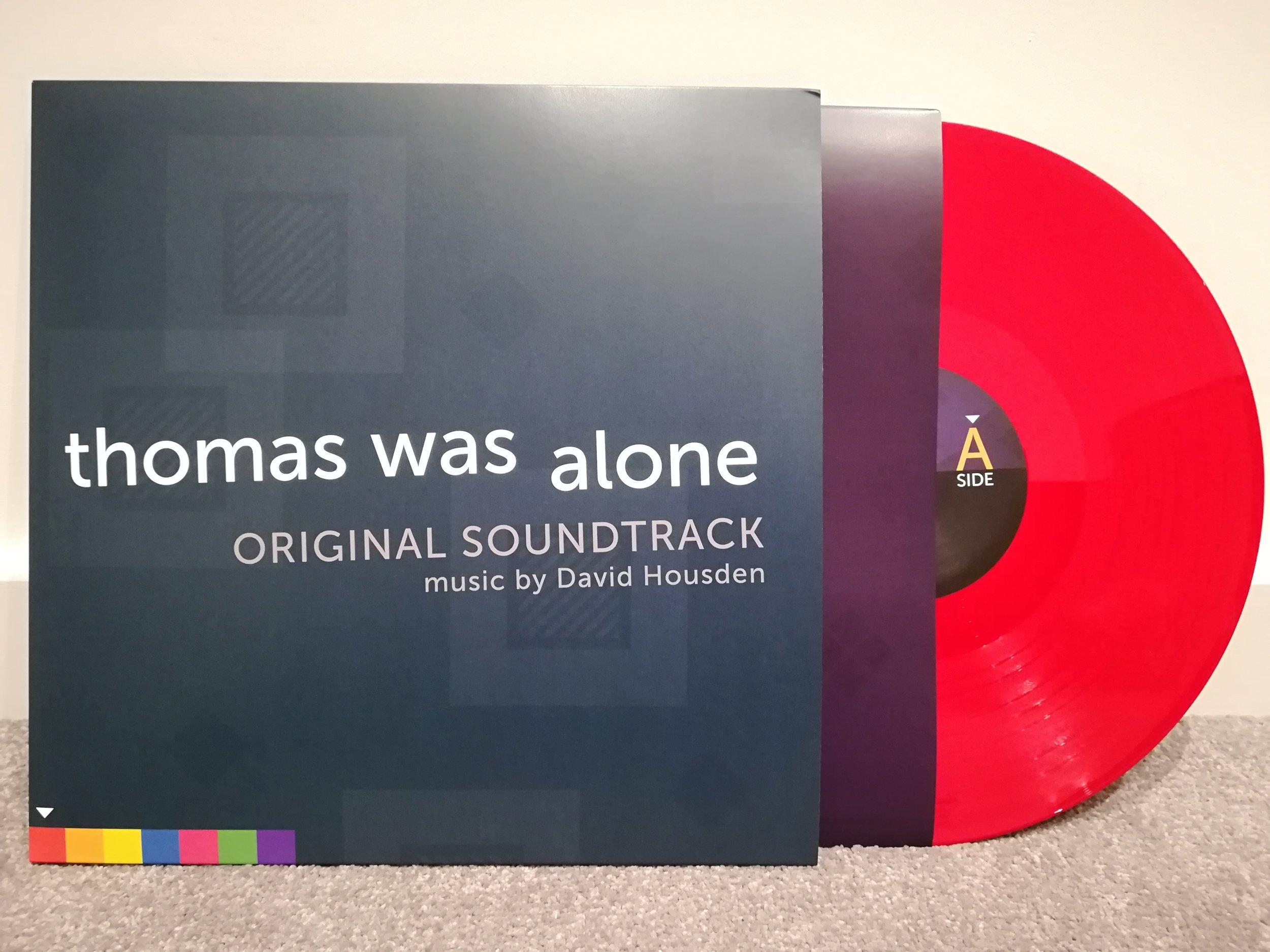 Thomas Was Alone Vinyl Soundtrack