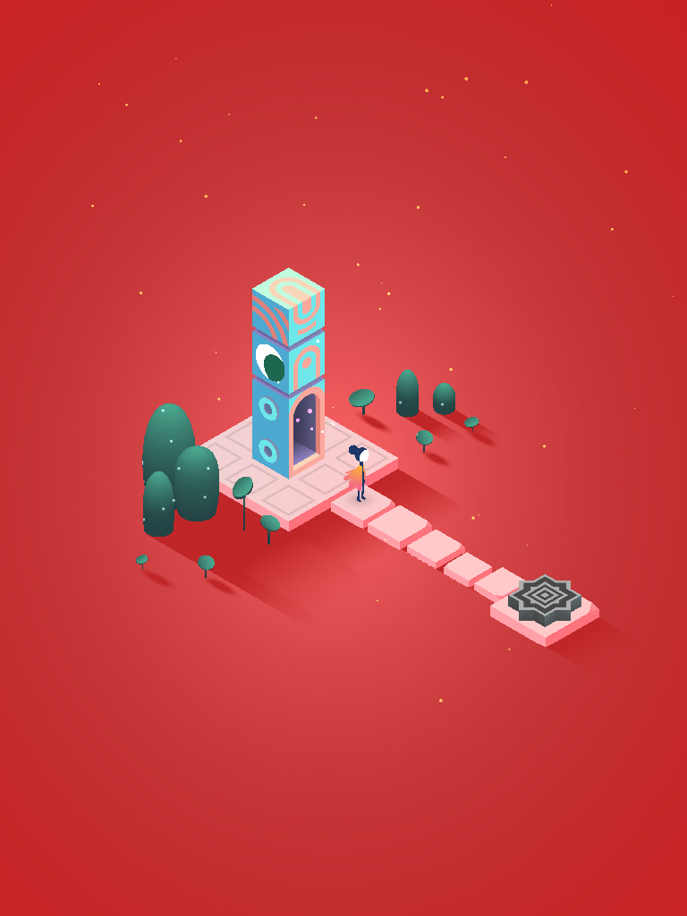 Monument Valley 2 ©UsTwo Games