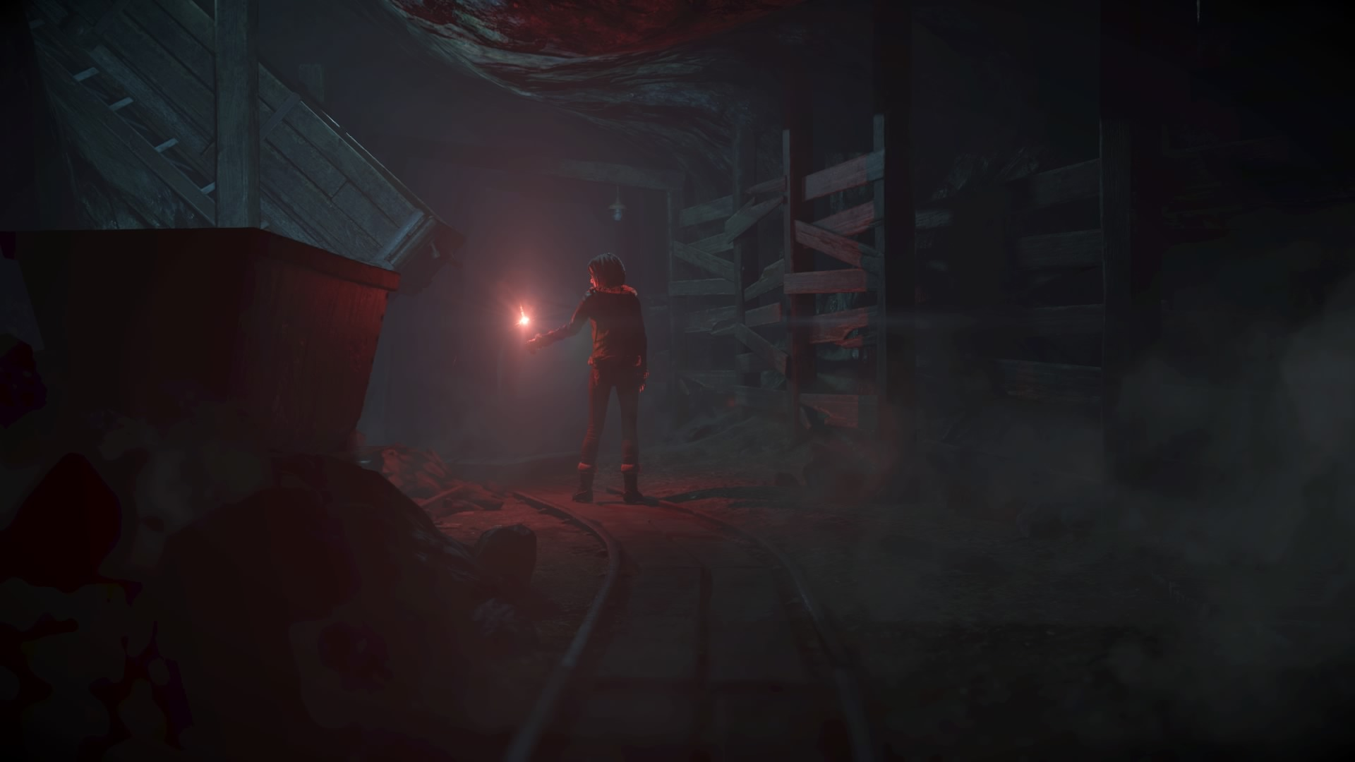 Until Dawn © Supermassive Games