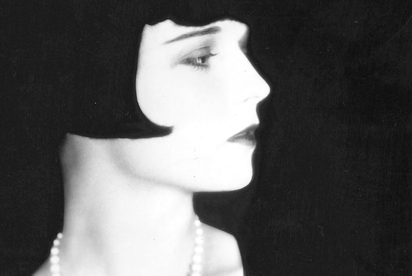 The iconic Louise Brooks (Credit: BFI)