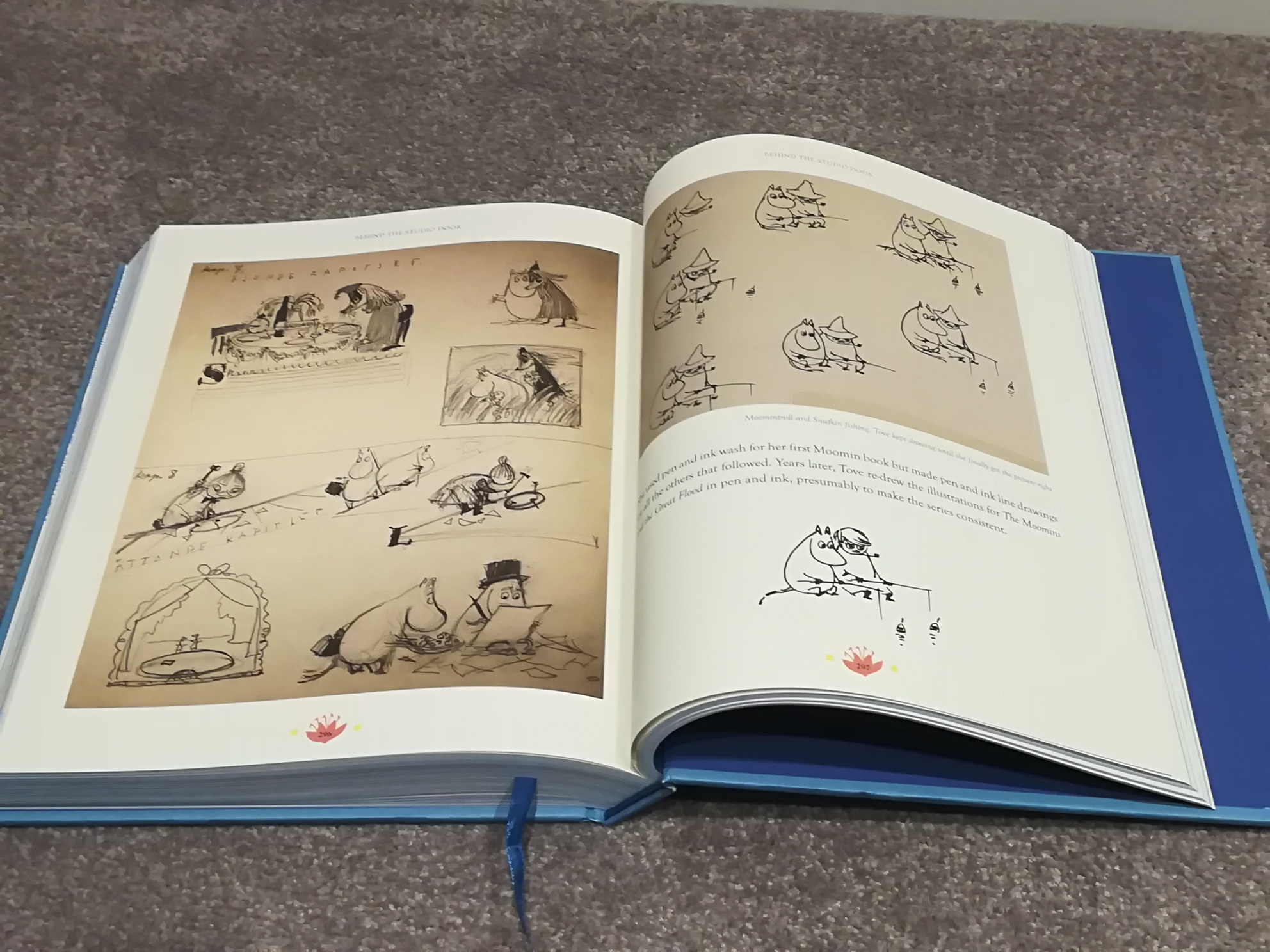 The World Of Moomin Valley