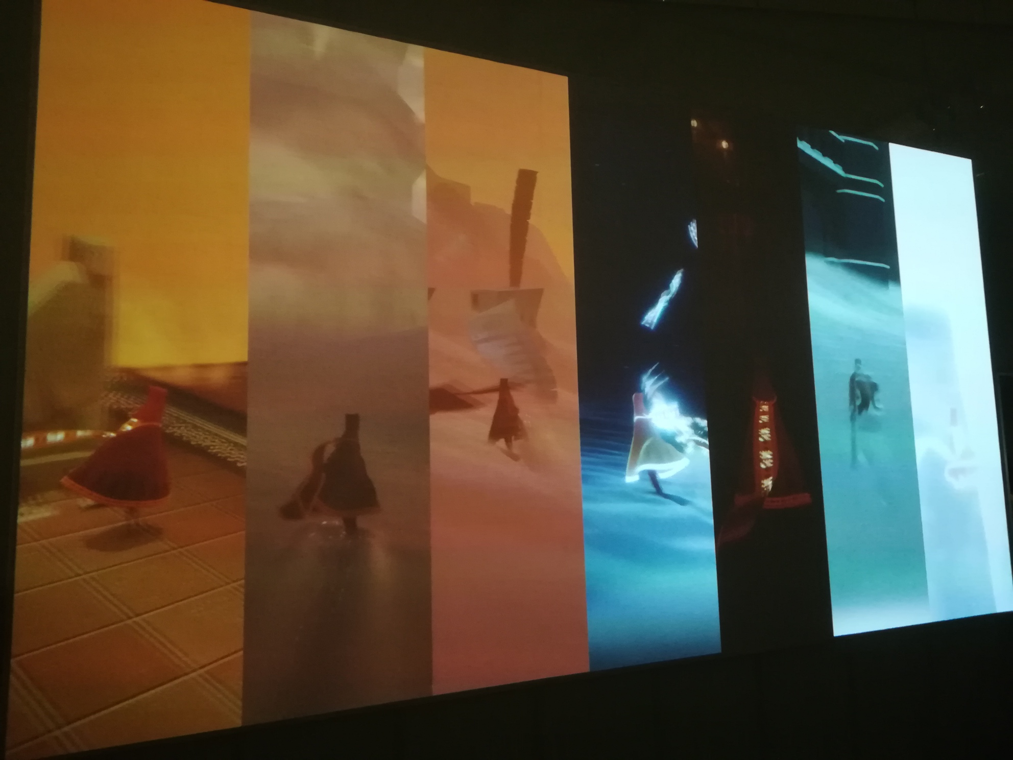 V and A Video Games: Design/ Play/ Disrupt- Journey