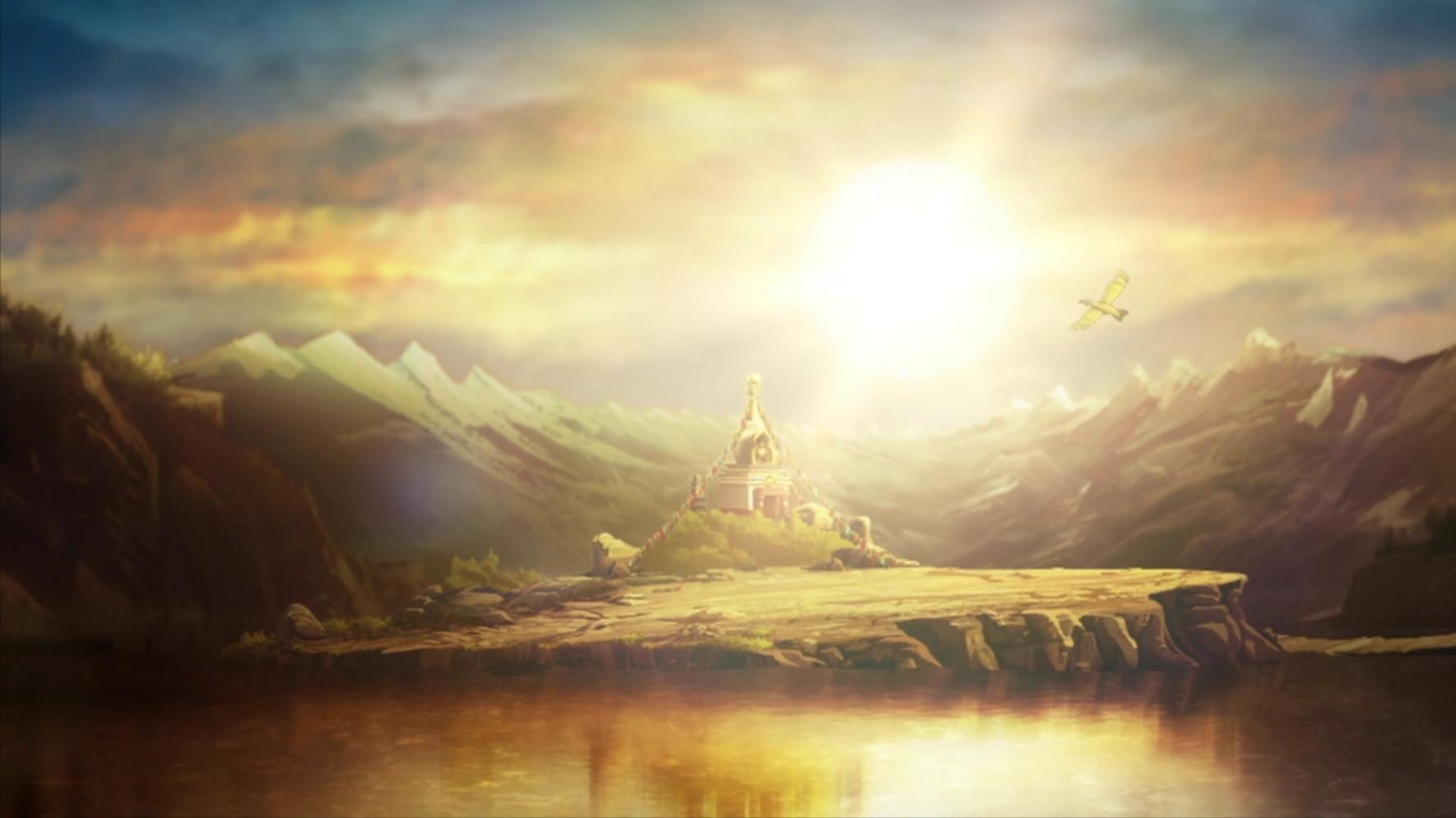 The Mysterious Cities of Gold Season 3 © DIC, Fabulus Films, Blue Spirit, Movie-Plus Group