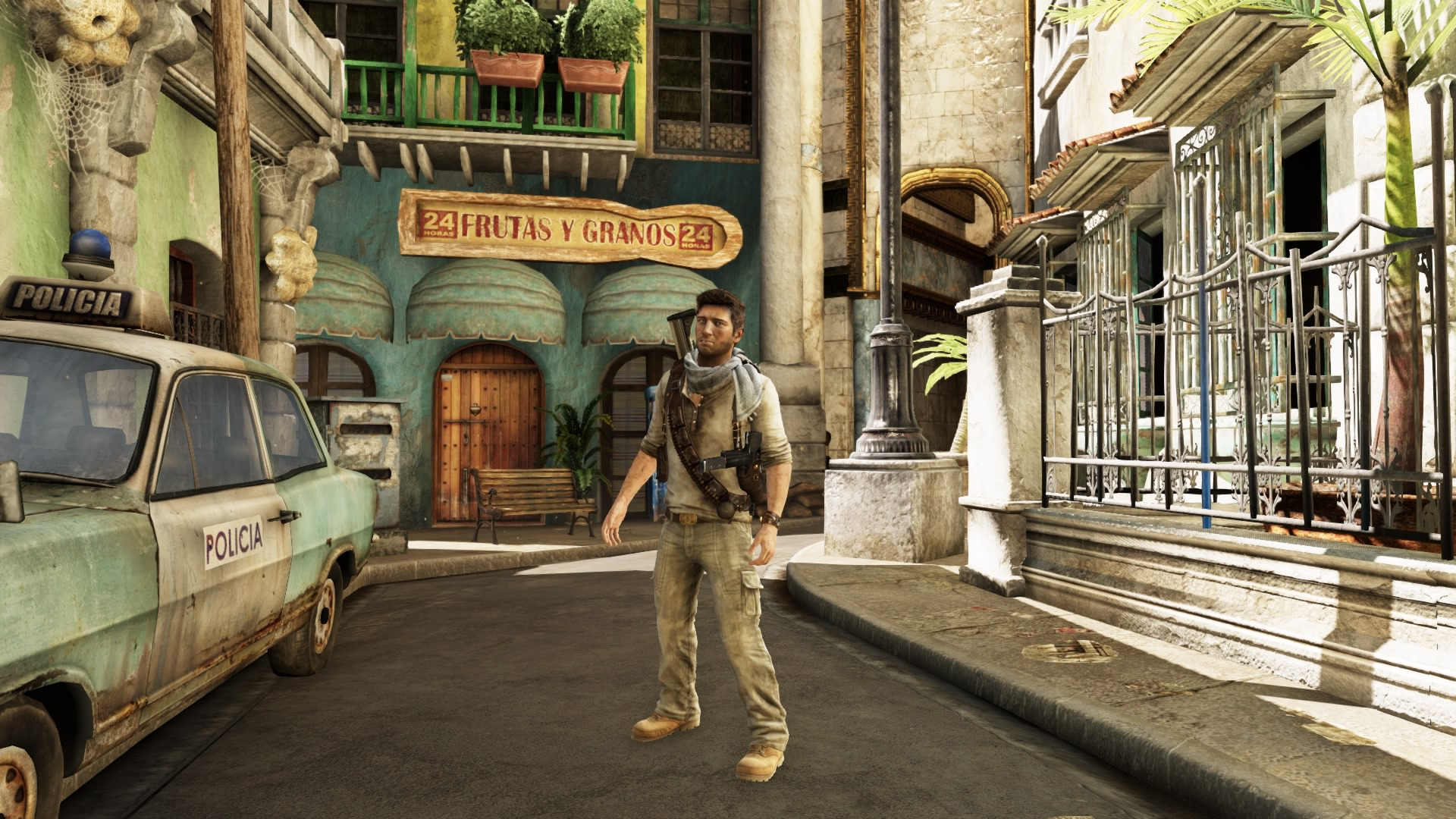 Uncharted ©Naughty Dog, Sony SCE