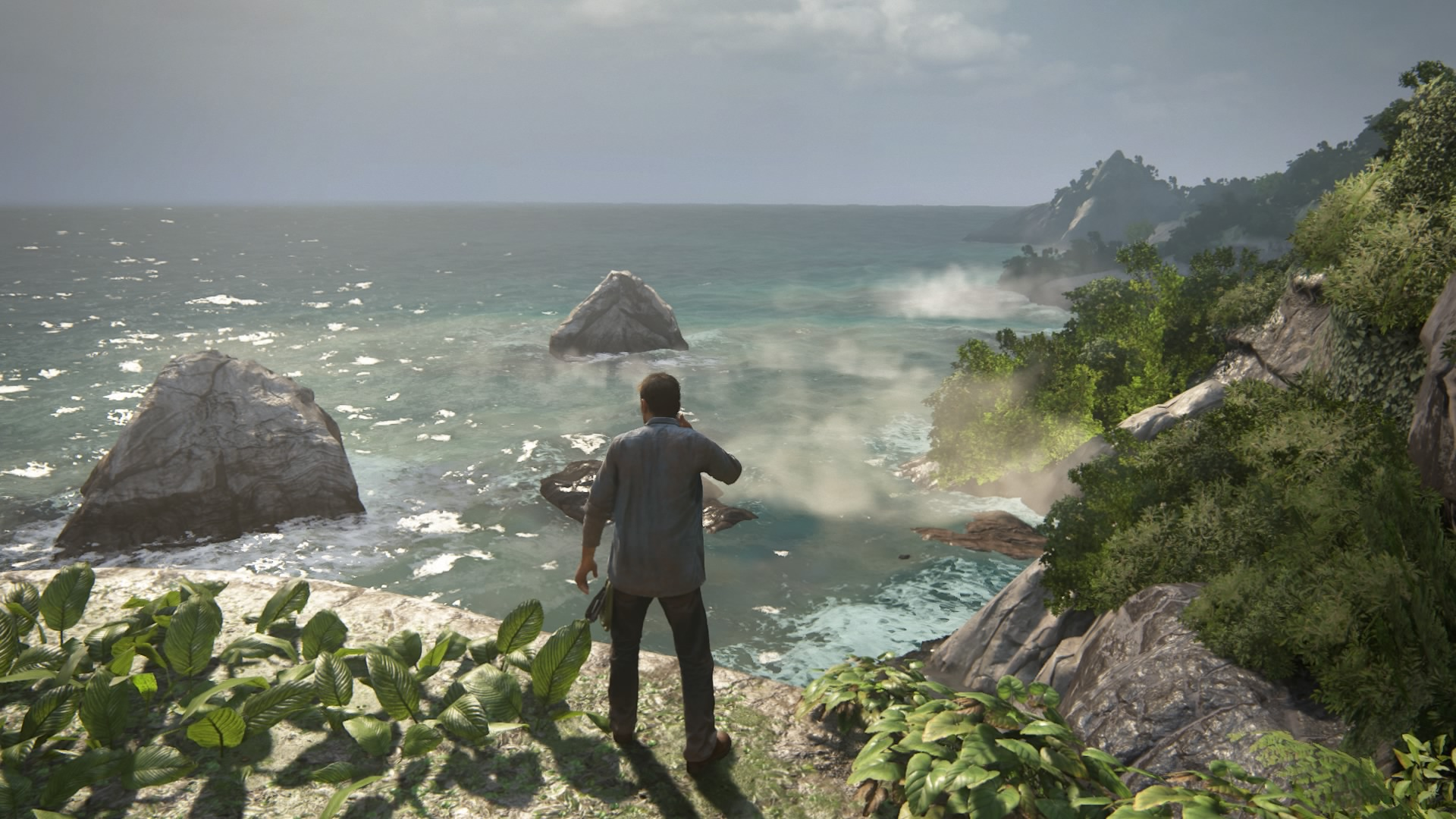 Uncharted 4 © Naughty Dog