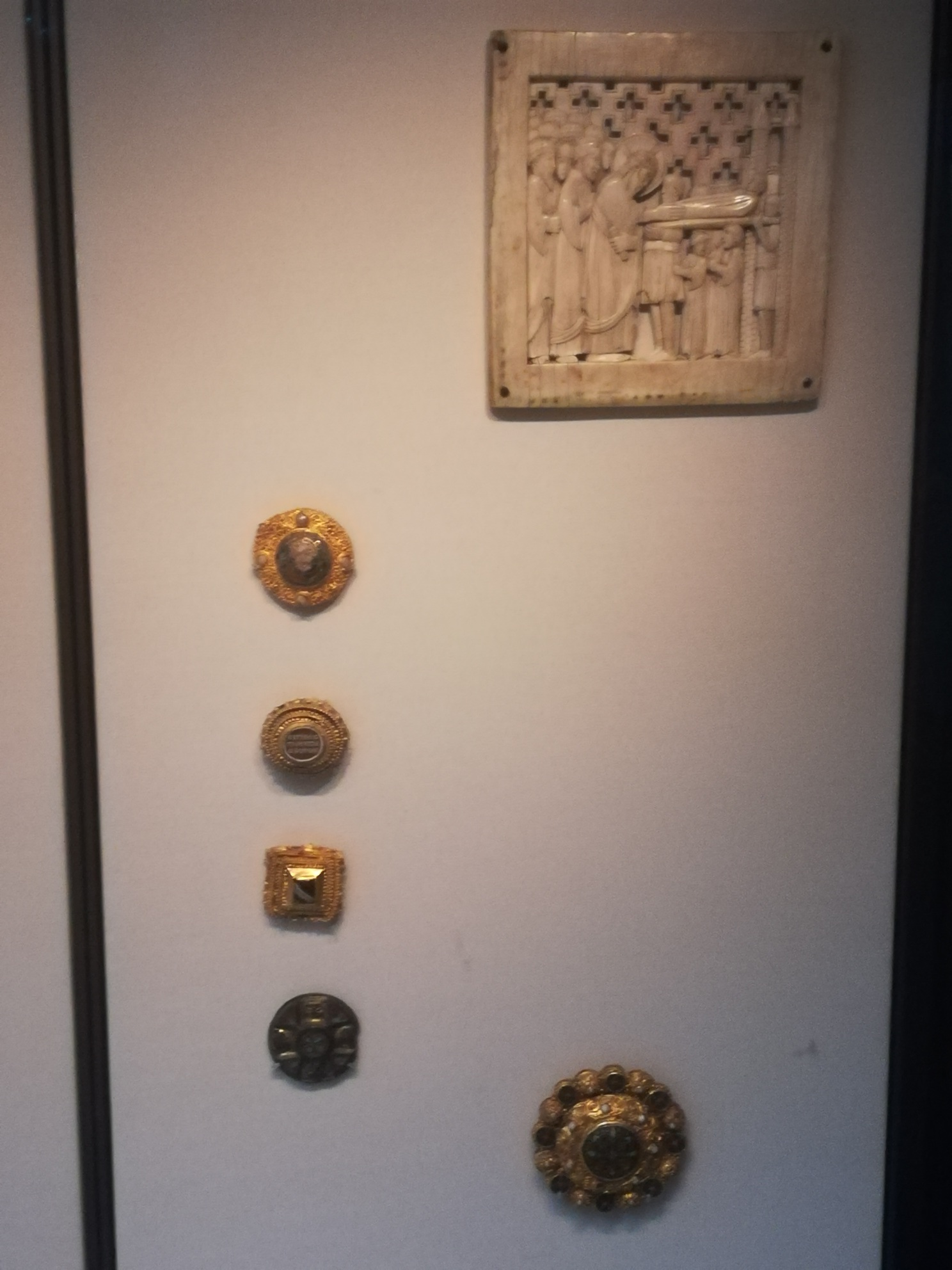 Anglo-Saxon Artefacts in the British Museum