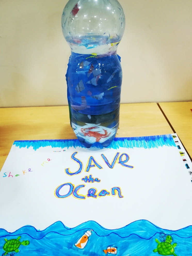 Plastic pollution project