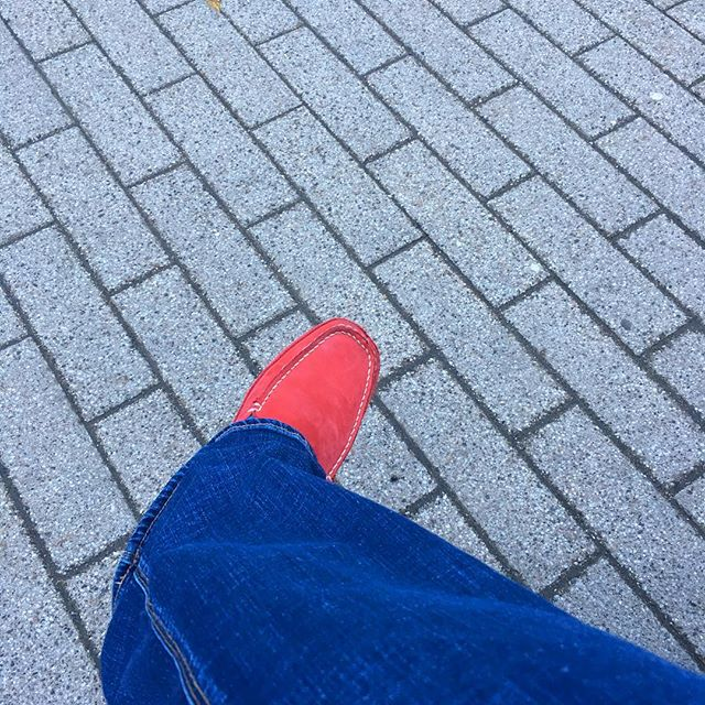 International Women's Day Red Shoes!!!