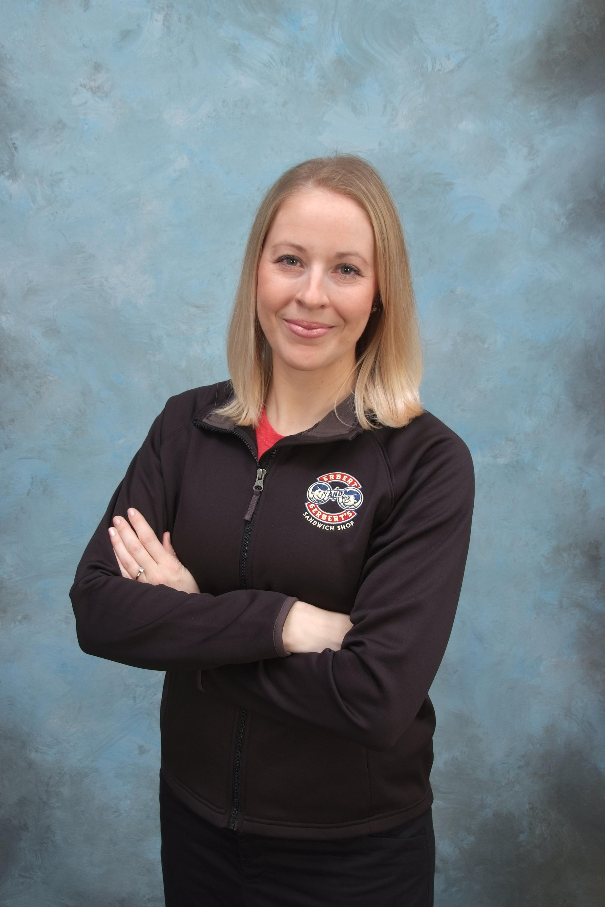 Lindsey Gentry, of Killeen, Texas, recently signed a development agreement with Erbert & Gerbert's Sandwich Shop.