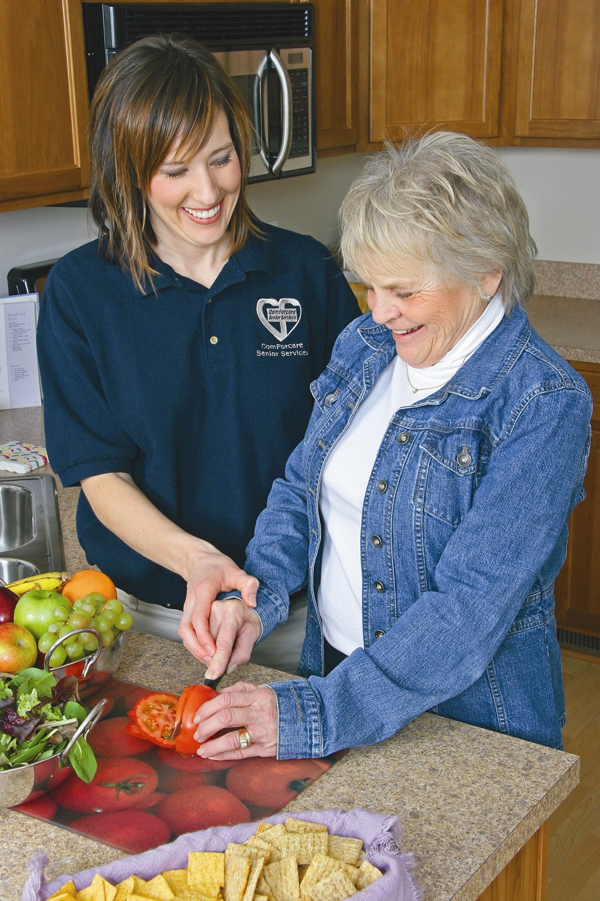 ComForcare Senior Services is an in-home care provider based in Bloomfield Hills, Mich.