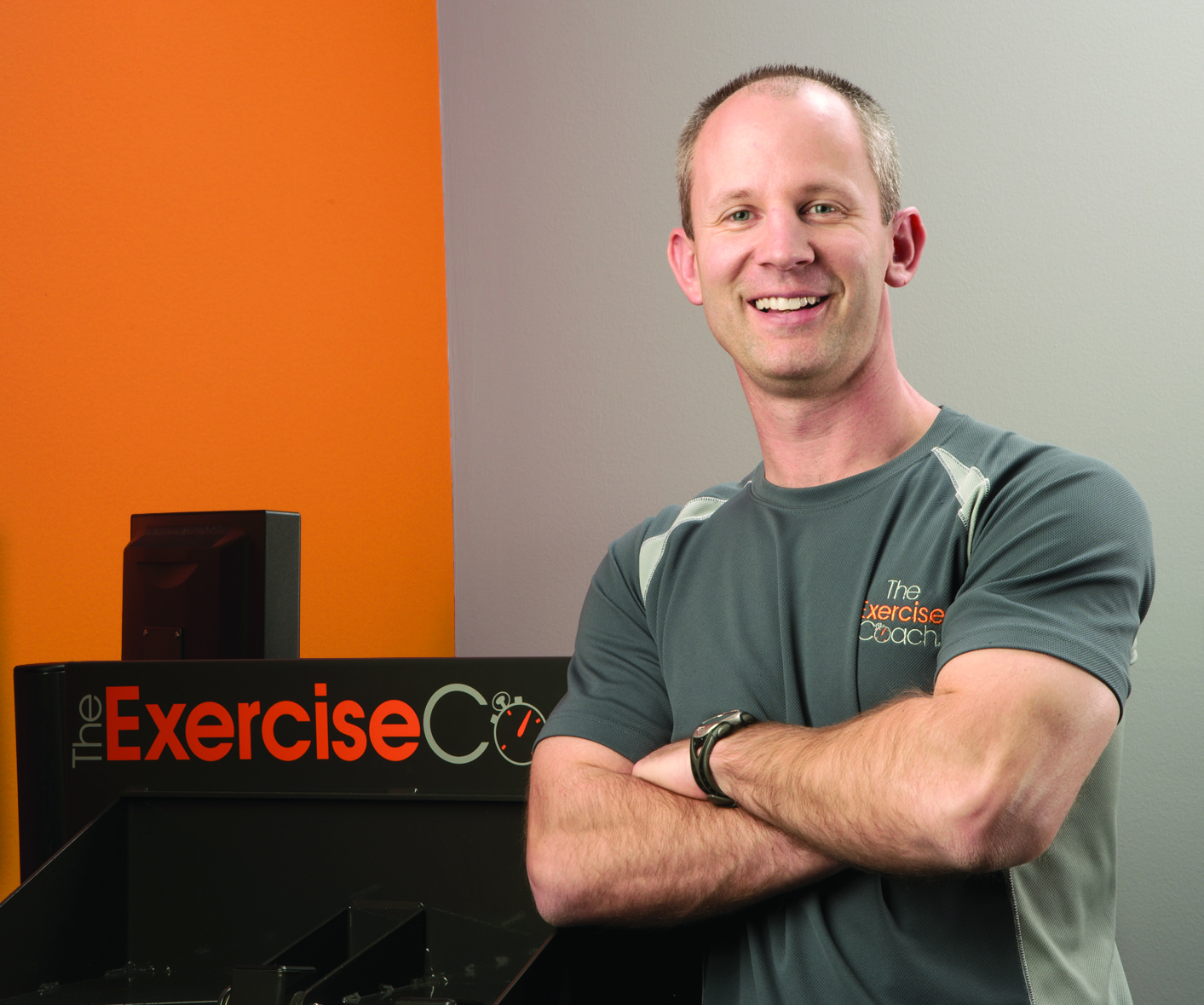 Brian Cygan is the founder of Lake Zurich, Ill.-based fitness chain The Exercise Coach.