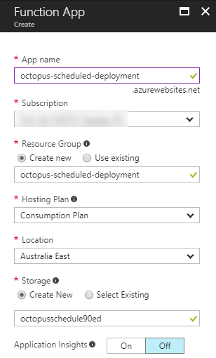 Octopus Deploy - Schedule a deployment at a given time using
