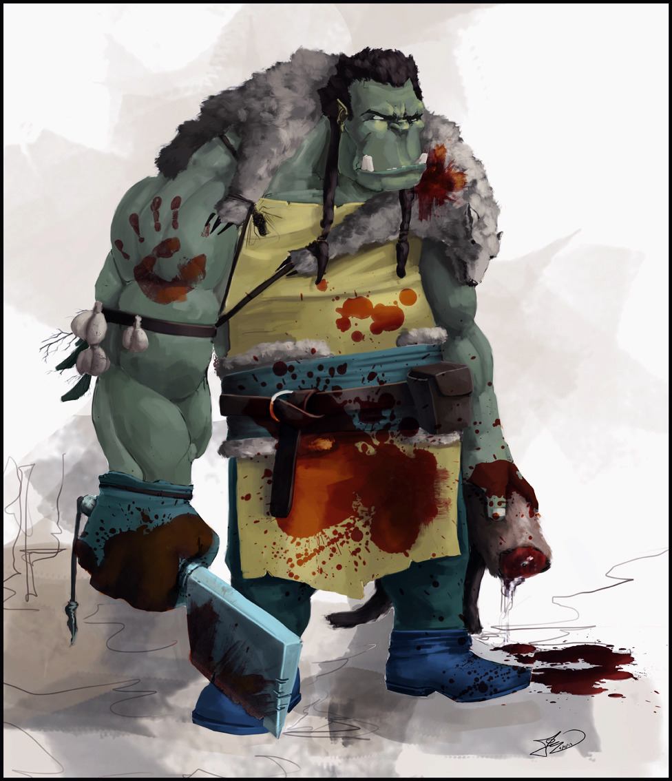 Orc Chef