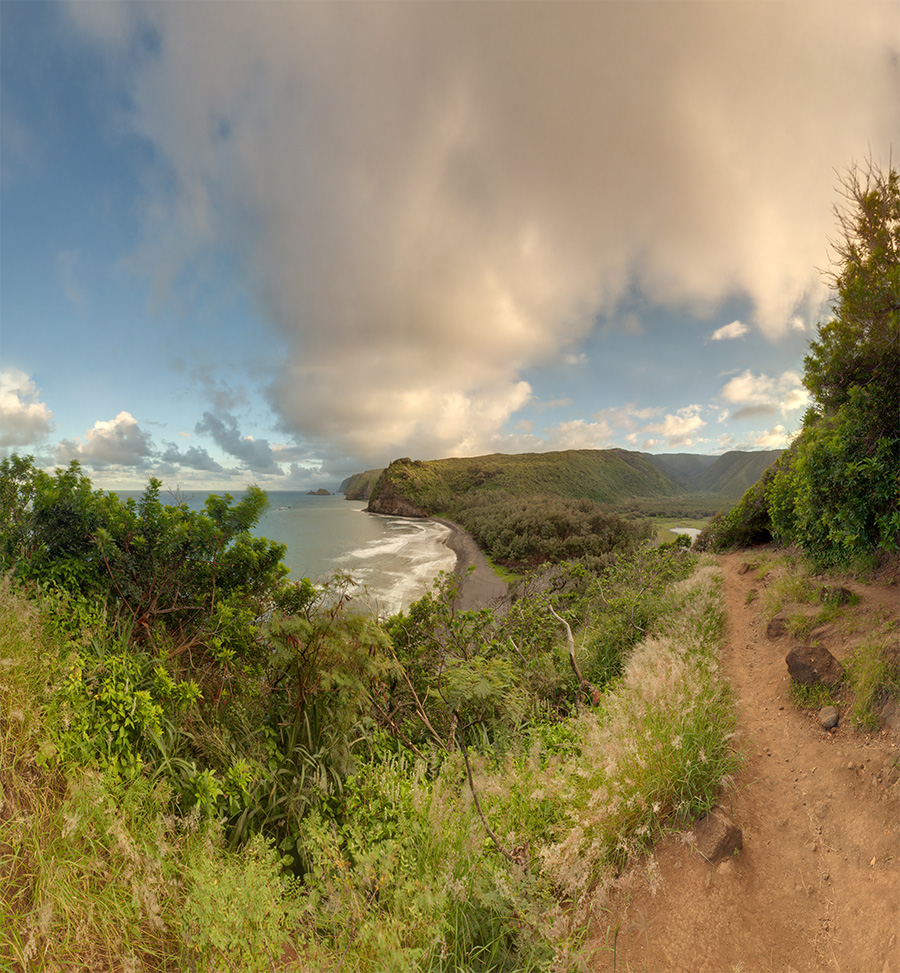 Pololu Valley Trail, 2012    VIEW FULLSCREEN