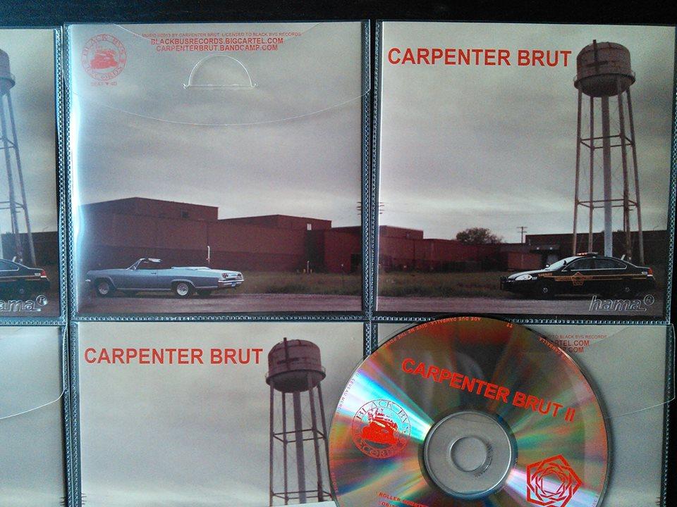 Carpenter Brut - EPII — Deka Brothers