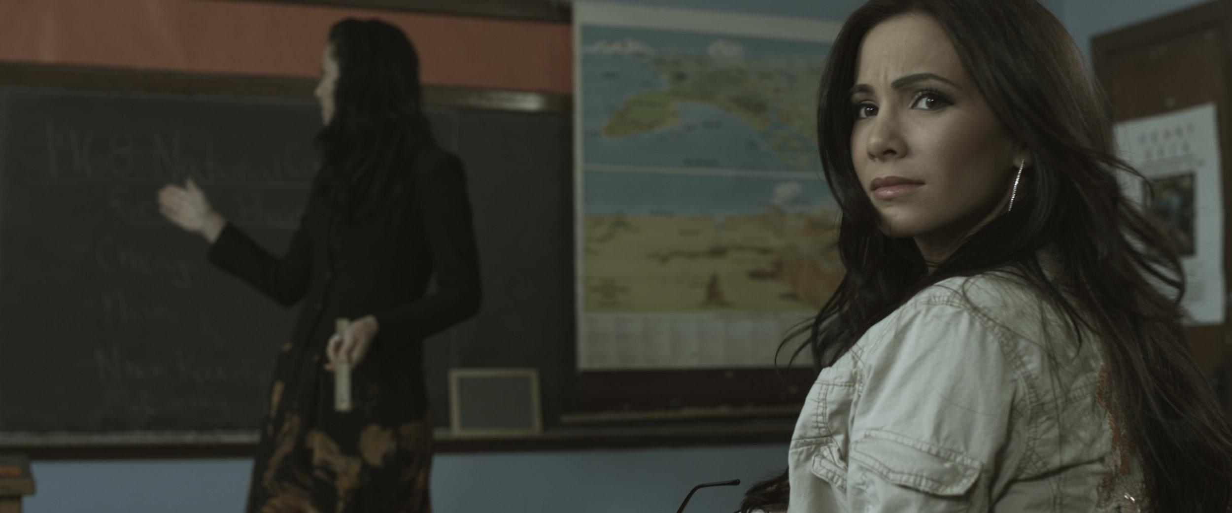 actress: Carly Francavilla