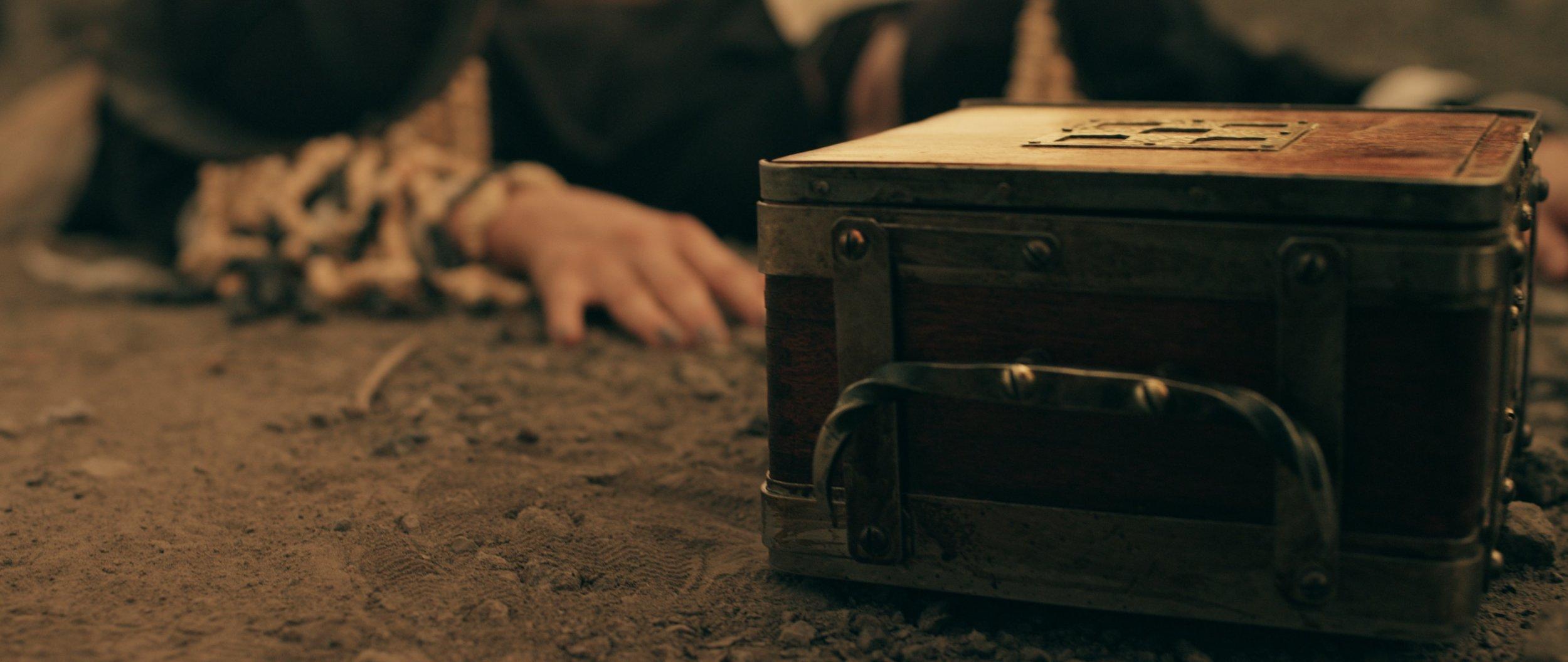 Wooden box design: Fred Gannod
