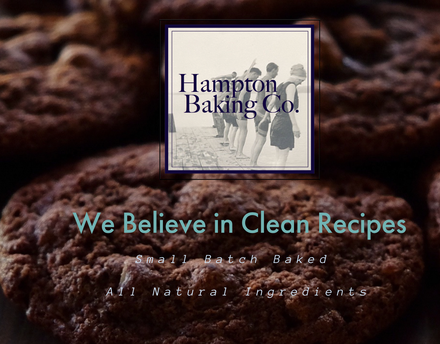 Hampton Baking Co Choclate Brownie Cookies .jpg